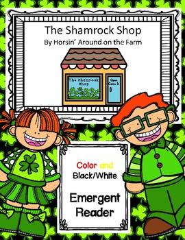 St. Patrick's Day Reader - The Shamrock Shop