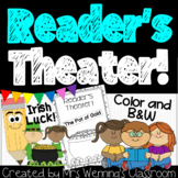 St. Patrick's Day Reader's Theater Book!