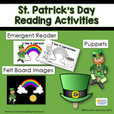 St. Patrick's Day Reading Activities