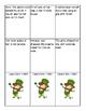 St. Patrick's Day Reading Activity