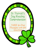 St. Patrick's Day Reading Comp