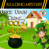 St Patrick's Day Reading Comprehension, Spelling, & more - Reading Mystery
