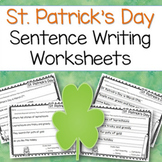 St. Patrick's Day Reading and Writing Activity