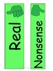 St. Patrick's Day Real or Nonsense Word sort *FREEBIE*