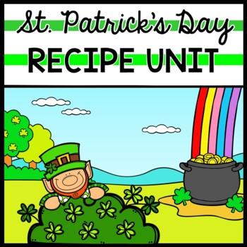 St. Patrick's Day Recipe Comprehension - Life Skills Readi