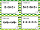 St. Patrick's Day Repeated Addition and Multiplication Task Cards