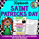St Patrick's Day Research Flipbook (All About Saint Patricks Day Facts)