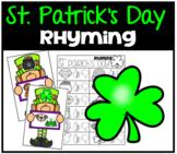 St. Patrick's Day Rhyming Center