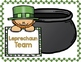 St. Patrick's Day Rhythm Races Game {9-Game Rhythm Bundle}