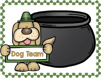 St. Patrick's Day Rhythm Races Game {Tim-Ka}