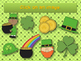 St. Patrick's Day Rhythm Reading Practice Interactive Game {ta titi rest}