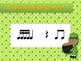 St. Patrick's Day Rhythm Reading Practice Interactive Game {tika tika}