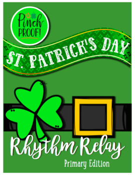 St. Patrick's Day Rhythm Relay