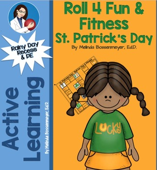 St. Patrick's Day Roll 4 Fun & Fitness Board Game