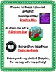 St. Patrick's Day Roll-a-Math Word Problem Digital Activity