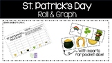 St. Patrick's Day Roll and Graph FREEBIE