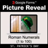 St. Patrick's Day: Roman Numerals (1 to 100) - Google Form