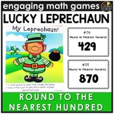 Saint Patrick's Day Round to Nearest Hundred Game