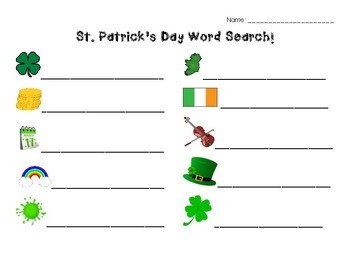 St. Patrick's Day SCOOT