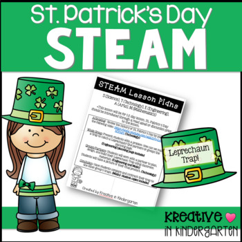 St. Patrick's Day STEAM