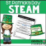 St. Patrick's Day STEAM