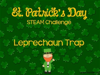 St. Patrick's Day STEAM Challenge