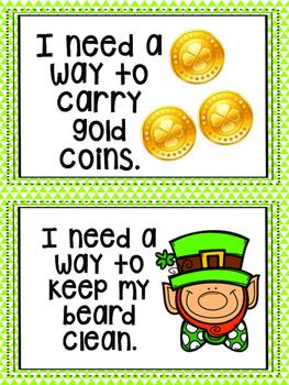 St. Patrick's Day - STEAM/STEM Activity