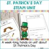 St. Patrick's Day Science Unit | STEAM Centers for Primary Grades
