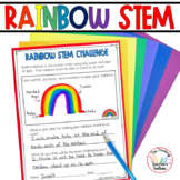 STEM Activities Rainbow