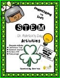 St. Patrick's Day STEM Activities