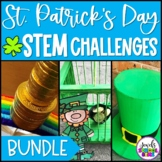 St. Patrick's Day STEM Activities BUNDLE (St. Patrick's Da
