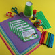 St. Patrick's Day STEM Activities Task Cards (March)