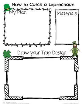 St. Patrick's Day STEM Activity: How to Catch a Leprechaun