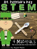 St. Patrick's Day STEM Catapult