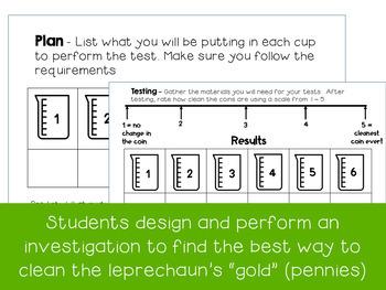 St. Patrick's Day STEM Challenge
