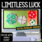 St. Patrick's Day STEM Challenge: Limitless Luck 1:1 Paperless Version