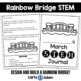 St. Patrick's Day STEM Challenge: Rainbow Bridge - NGSS Aligned