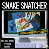 St. Patrick's Day STEM Challenge: St. Pat's Snake Snatcher 1:1 Paperless Version