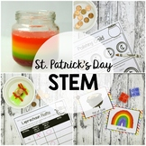 St. Patrick's Day STEM Challenges