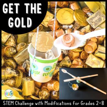 St. Patrick's Day STEM Challenge: Get the Gold