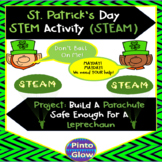 St. Patrick's Day STEM/STEAM Activity to Practice Gravity