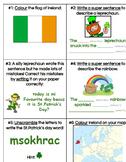 St.Patrick's Day Scavenger Hunt