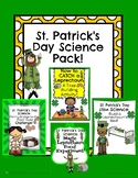 St. Patrick's Day Science Pack!