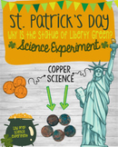 St. Patrick's Day Science Project - Science Fair Project - Copper Pennies