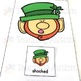 St Patrick's Day Adapted Books Sentence Building