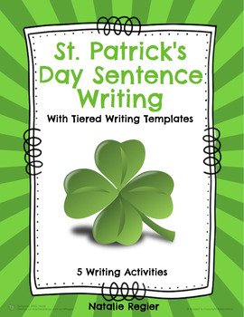 St. Patrick's Day Sentence Writing Activities