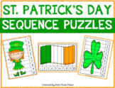 St. Patrick's Day Sequence Puzzles