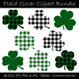 St. Patrick's Day Shamrock Clip Art