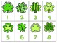 St. Patrick's Day Shamrock Numbers