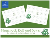 St. Patrick's Day Shamrock Roll and Cover